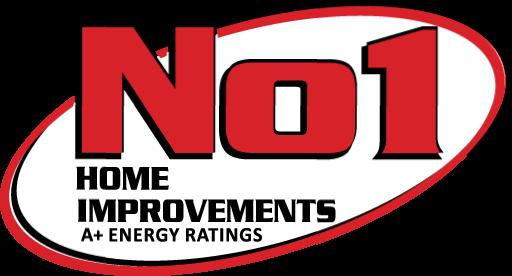 No1 Home Improvments Logo Lite White Bg