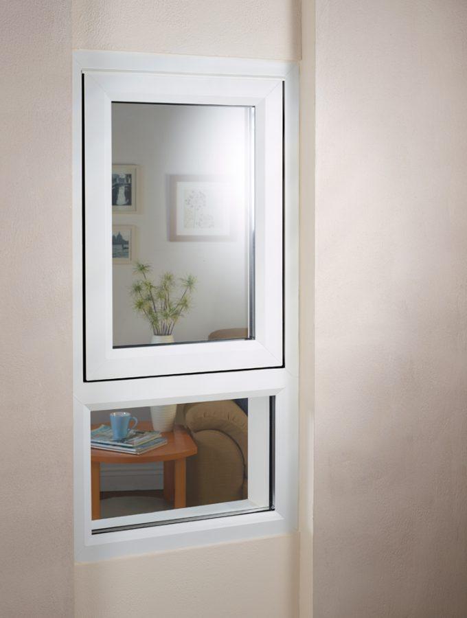 Fully Reversible Windows