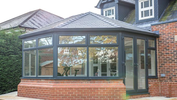Conservatory Roof Replacement 003