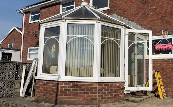Conservatory Roof Replacement 031