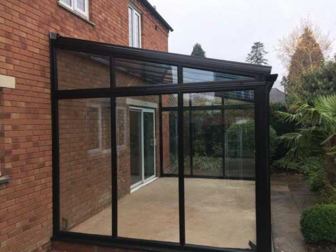 Contemporary Style Conservatory 2