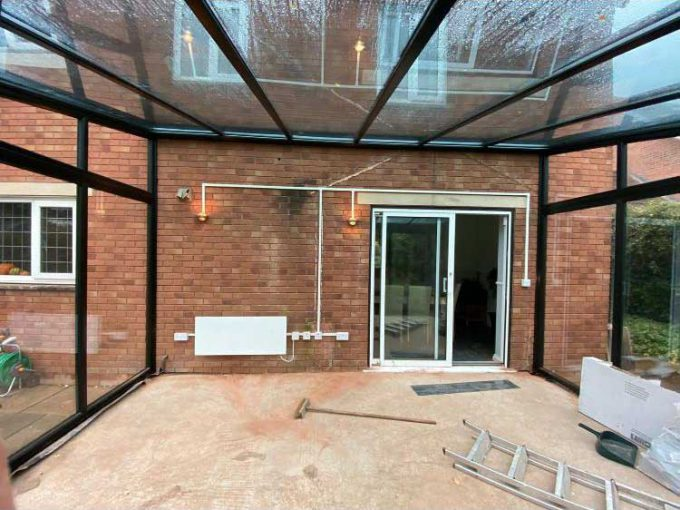 Contemporary Style Conservatory 4