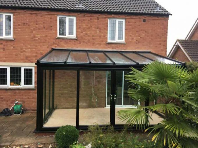 Contemporary Style Conservatory 7