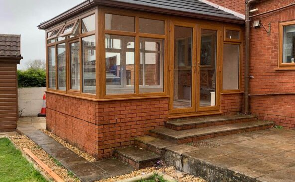 Solid Roof Conservatory (1)