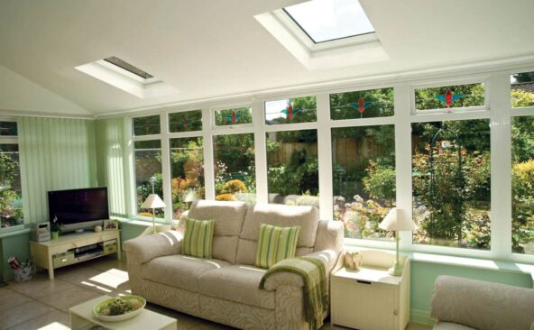Solid Roof Conservatory (5)