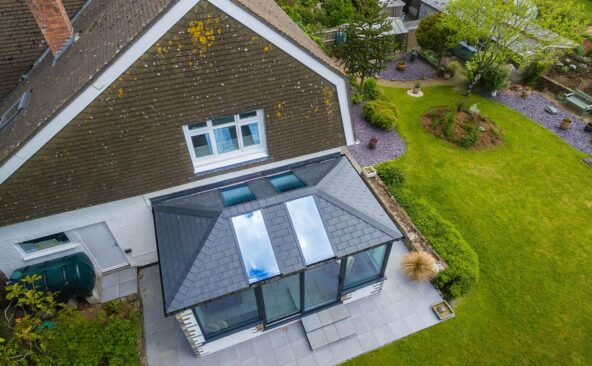 Solid Roof Conservatory (6)