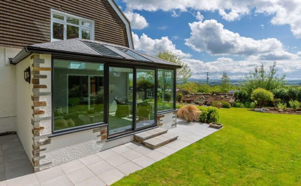 Solid Roof Conservatory (7)