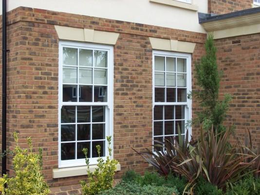Vertical Slider Window 1