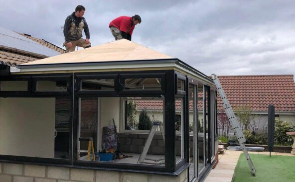 Tiled Roof Conservatory (20)
