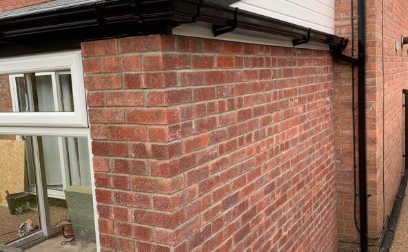 Lean To Solid Roof Conservatory (11)
