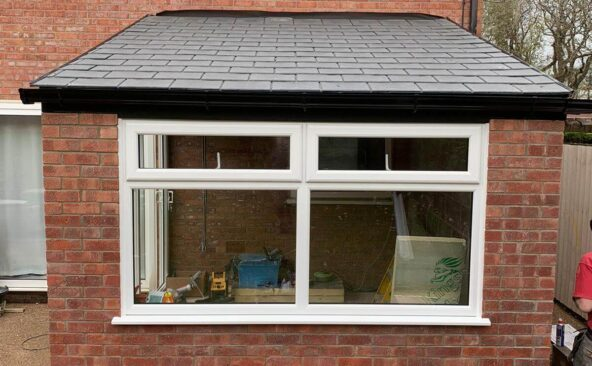 Lean To Solid Roof Conservatory (12)