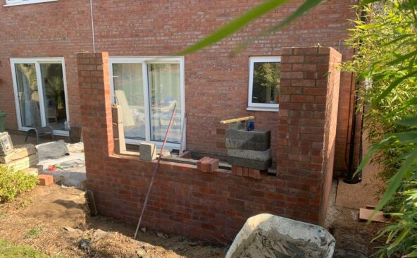 Lean To Solid Roof Conservatory (2)