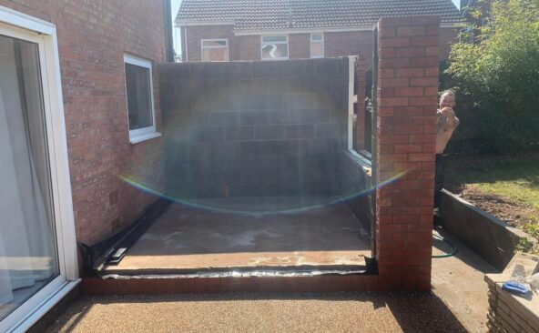 Lean To Solid Roof Conservatory (3)