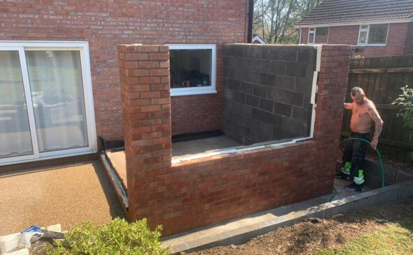 Lean To Solid Roof Conservatory (5)
