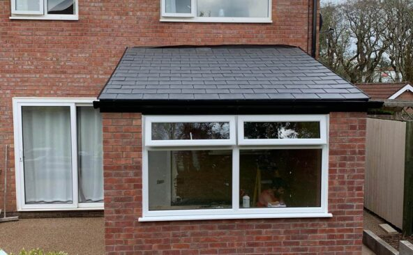 Lean To Solid Roof Conservatory (9)