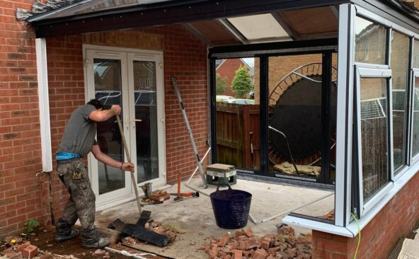 Conservatory Roof Replacement (6)